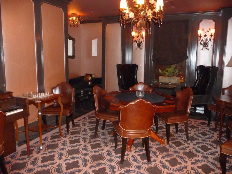 le club card room