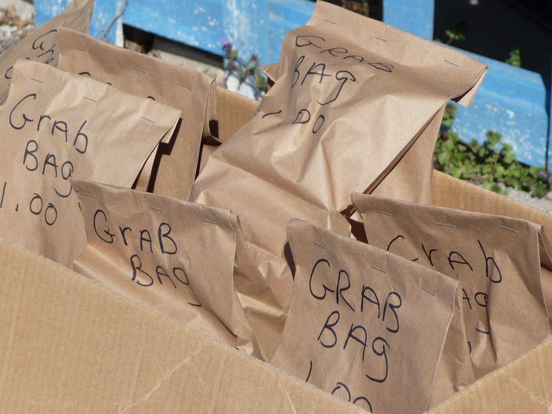 grab bag flea market