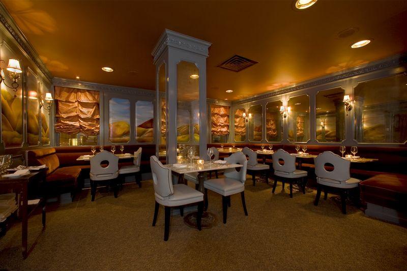 The Salon_Le Club Dining Room