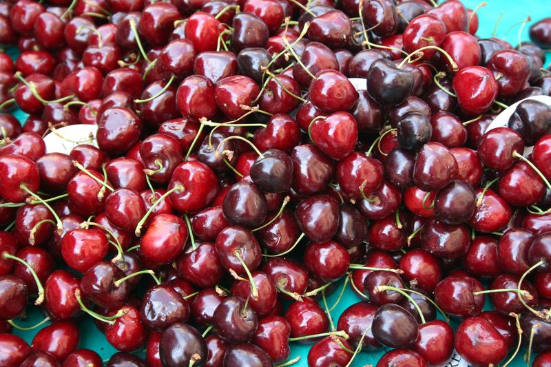 cherries in paris