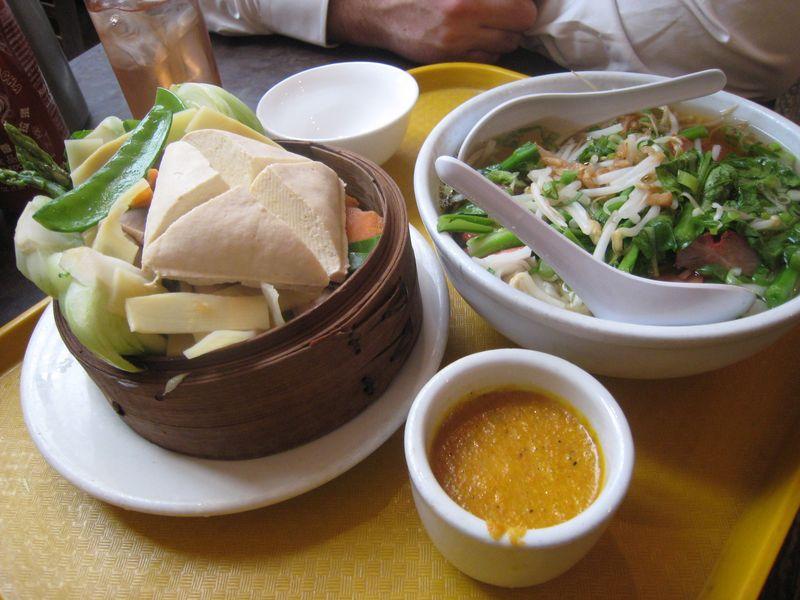 kelley & Ping Soho NYC restaurant