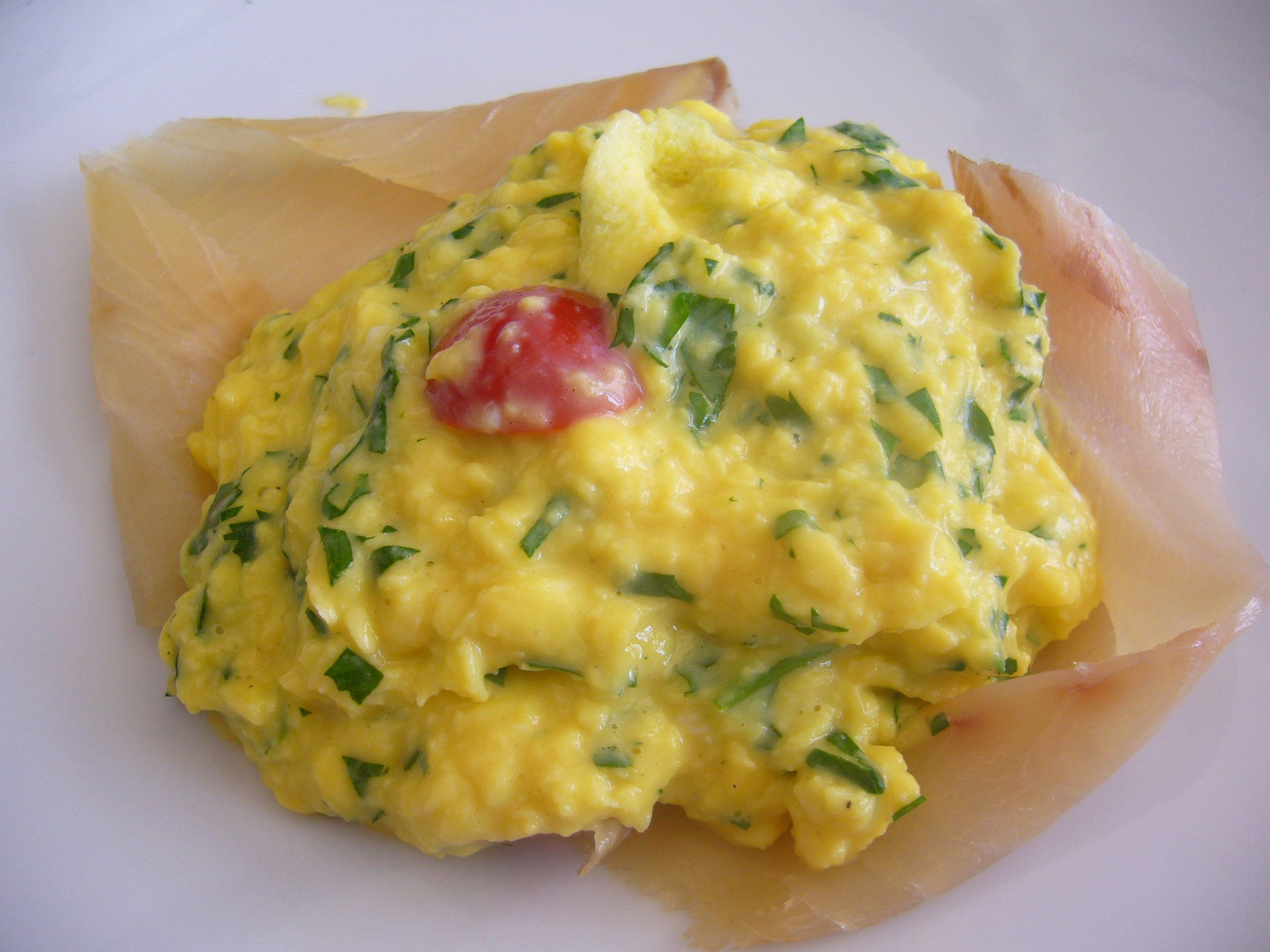 scrambled eggs scrambled eggs with smoked salmon french scrambled eggs ...